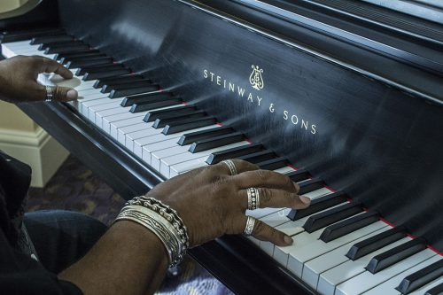 sir earl toon & piano